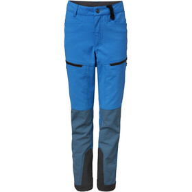 North Bend Trekk Pantalones Niños, blue electric